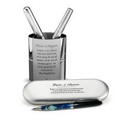 Tag Silver Pen Sets, 2, for Promotional