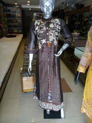 Printed Ladies Dressed