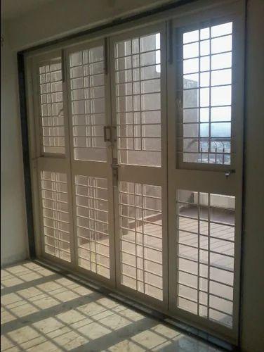 French Entrance Door Shubham Furniture Aluminium Manufacturer