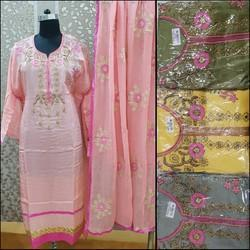 Opara Silk Designer Suit