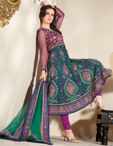 Ladies Cotton Designer Salwar Suits Rs 1000 Piece New