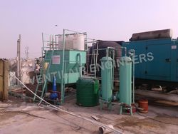 Pharmaceutical Effluent Water Treatment Plant