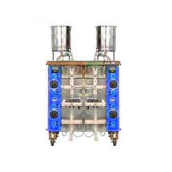Double Head Pepsi Pouch Packaging Machine