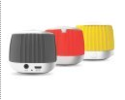Portable Bluetooth Speaker And Mic