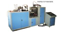 Printed Paper Glass And Cup Making Machine