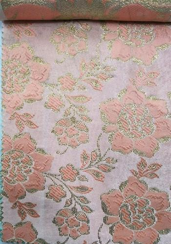 Multicolor China Jacquard Fabric, GSM: 200-250