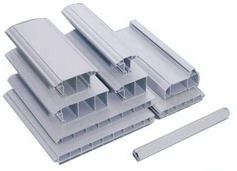 As Per Demand Pvc Door Profile Rs 60 Meter Maruti Electro Plast