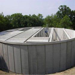 Precast Concrete Storage Tank