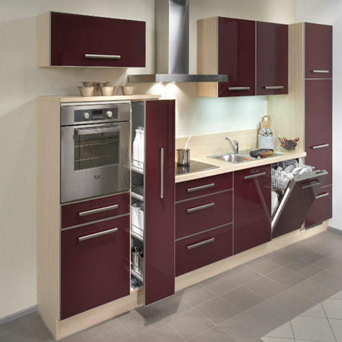 Kitchen Design High Gloss: DK UV High Gloss Kitchen, D Kumar Lamituff Glasses (p) Ltd