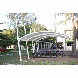 Car Park Cantilever