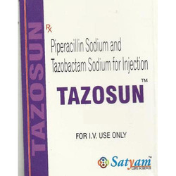Piperacillin Sodium Tazobactam Injection