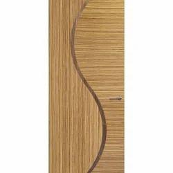 Wooden Veneer Doors, Size/Dimension: 7x2 Feet