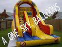 Bouncy Air Balloon