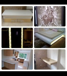 Corian Acrylic Solid Surface At Best Price In India