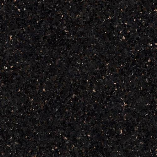 Black Glitter Kitchen Counter