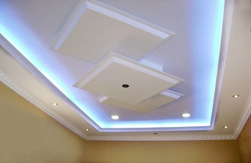 pop ceiling works - Plaster Of Paris Wall Designs