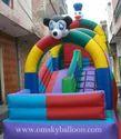 Bouncy Castle Balloon