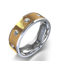SHEETAL IMPEX Titanium Wedding Ring
