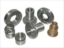 Prime Ms CNC Machined Components