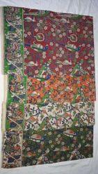Cotton Kalamkari Prints Kalamkari Saree, Length (metre): 6.3