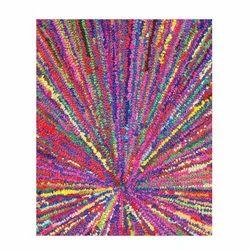 Purple Chindi Carpets