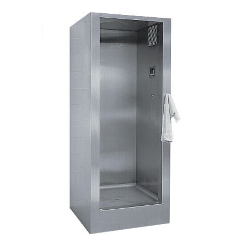 Genial Stainless Steel Shower Cubicle