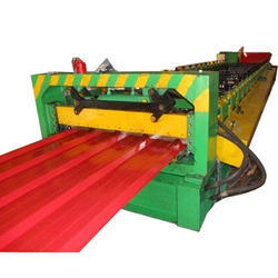 Roofing Structure Making Machine