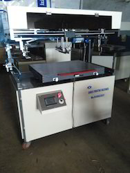 Flat Screen Printing Machine for Textiles Industry