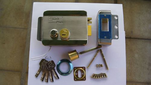 Remote Control Door Lock