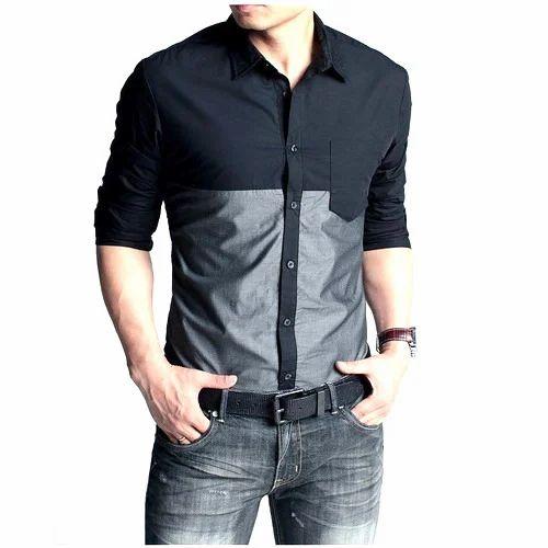 f9b227aa Men Designer Shirt, Gents Shirts, Mens Shirts - Imperic Fashions ...