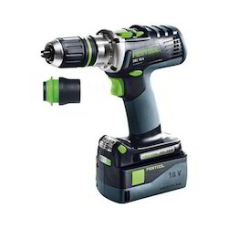 Cordless Screw Driver And Drill