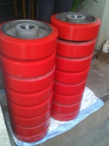 Polyurethane Wheels Ci Pu Wheels Manufacturer From Pune
