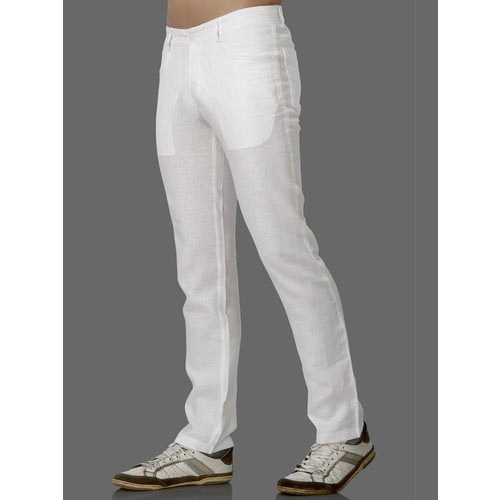 ac7a4abb48 Mens Linen Trouser at Rs 1299 /piece(s) | Gents Trousers, Man ...