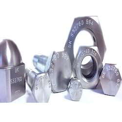 Duplex and Super Duplex Steel Fasteners