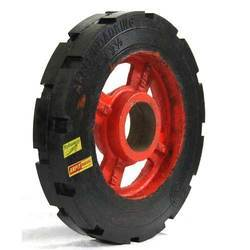 Heavy Duty C.I Bonded Wheel 14 x 2.5