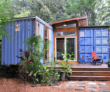 Portable Houses - Modular Housing Containers Manufacturer