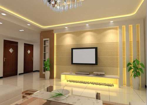 Residential Gypsum False Ceiling Deep Enterprise