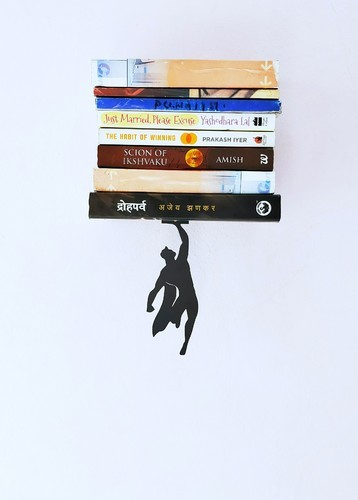 Superman Steel Bookshelf At Rs 399 Unit