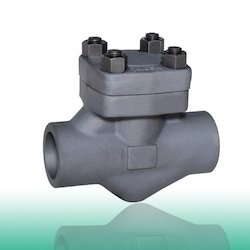 Forged Steel Horizontal Check Valve