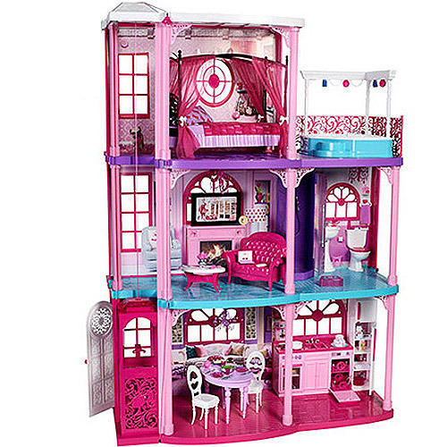 Baby Girls Barbie Town House Toy Rs 11699 Piece Knick Knack Toys