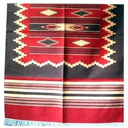 Handwoven Cotton Dhurries