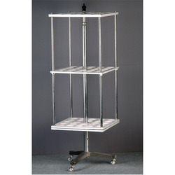 Revolving Map Storage Stand (DS-1572)