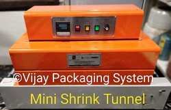 Mini Shrink Tunnel Machine