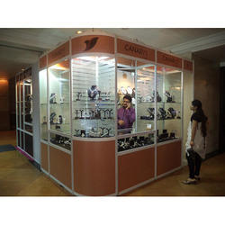 Exhibition Stand Jewelry : Jewellery exhibition stand at rs onwards