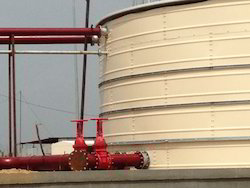 Fire Fighting Installation Water Tanks