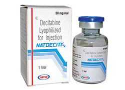 Natdecita Decitabine 50mg Injection