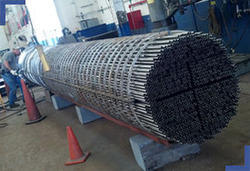 Stainless Steel 321 / 321H Heat Exchanger Tubes