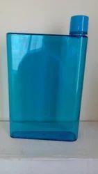Blue A5 Notebook Bottle, Capacity: 420ml