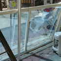 Aluminum Glass Door