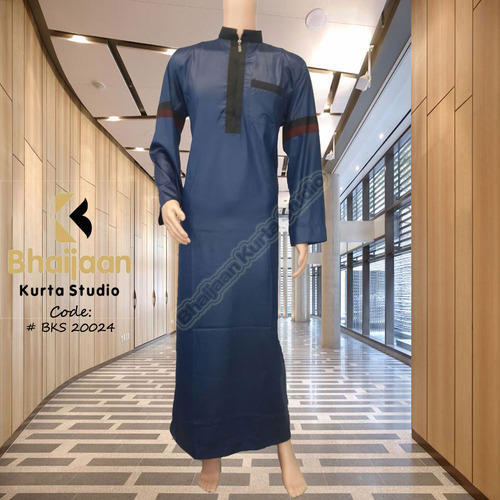 Cotton Polyester Stylish Men S Thobes R Brothers Trading Pvt Ltd